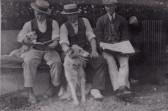 Three gentlemen 1936