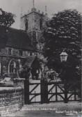 Abbotsley Church 1943