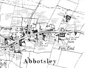 Some of the Families of Abbotsley 1900 to 1950s