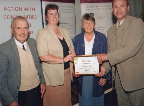 Cambridgeshire Village of the Year 2005