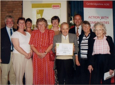 Cambridgeshire Village of the Year 2006