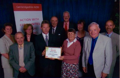 Cambridgeshire Village of The Year 2007