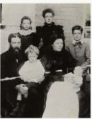 James Storey & Family 1851 to 1900