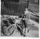 Ian Webb circa 1950