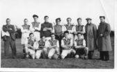 Abbotsley Football Team circa 1952