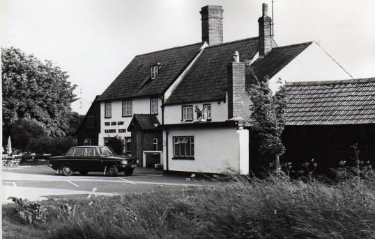 Brinkley- The Red Lion public house