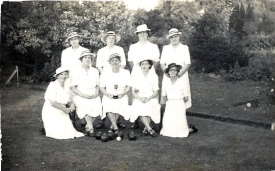 Chatteris Methodist Ladies Bowls Club