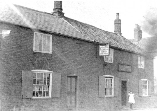 Boat and Anchor public house. Registered as