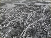 Aerial view of Chatteris to the Northeast.