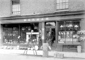 "Normans General Store, High Street, Chatteris. Still a hardware store as ""Gowlers DIY"" today"