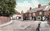 Aspinall's corner, junction of High Street and King Edward's Road, Chatteris. Postcard submitted by Roger Heading.