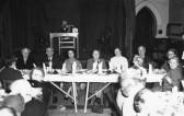Members of Chatteris Methodist chapel, New Road, Chatteris