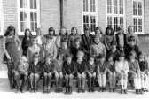 Class photo at King Edward Primary School Chatteris