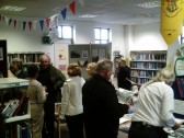 Chatteris Community Archives' Successful launch. Held at the Chatteris Library on the 10th. November 2006.