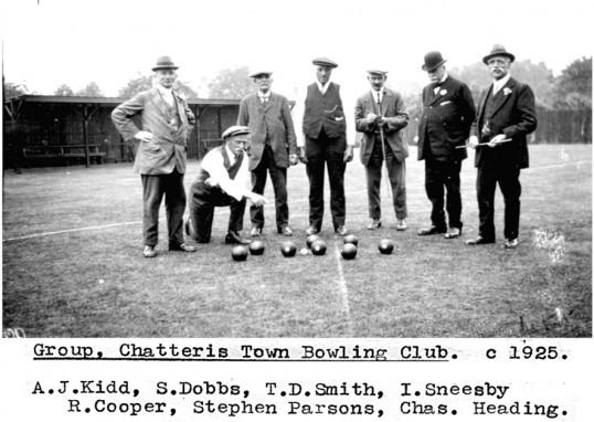 Chatteris Town Bowling club