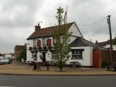 "The ""Walk the Dog"" Public House, Bridge Street Chatteris. Once known as ""The Ship"""