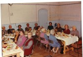 Chatteris Baptists' Women's League anniversary dinner.. Photo provided by Miss  L Oakley