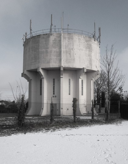 Water Tower, Eastwood, Chatteris.
