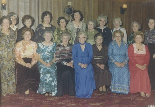 Chatteris WI Committee