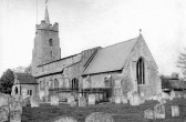 Saint Peter and Saint Paul's Church, Chatteris prior to restoration.