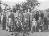 Bowling Club, Chatteris. Photo courtesy of M Kramer