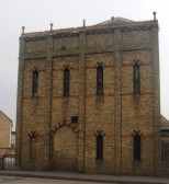 Building on Huntingdon Road, Chatteris, now used by Freemasons as their meeting place.