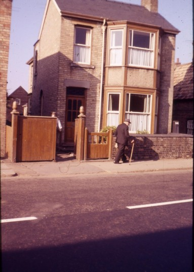 92 High Street, Chatteris. Photo kindly contributed by R Edwards.