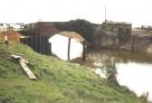 Heading's Bridge, Sixteen Foot Bank, Chatteris. Photo courtesy of R Edwards.