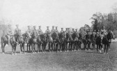 The Bedfordshire Yeomanry. Chatteris men; Percy Heading, Reg Hosken,Bert Brewer,Bill Brown & Harold Robinson were members of the regiment during WW1.