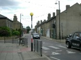 View looking south down High Street, Chatteris.