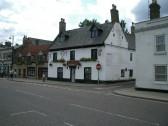The Cross Keys (17th Century Coaching Inn/Hotel), Market Hill, Chatteris.