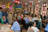 Chatteris Archive Quiz night held in Chatteris Library.1 of 3
