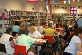 Chatteris Archive Quiz night held in Chatteris Library.3 of 3