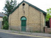 The 2nd  Chatteris Scout Group Building in Victoria Street, Chatteris. HQ for Scouts, Venture Scouts,  Beavers and Cubs.