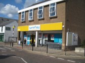 Somerfield supermarket, now part of the Co-operative group situated in High Street, Chatteris