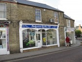 'Bodywise Cycles' shop situated in  High Street Chatteris. (See 2006 photo)