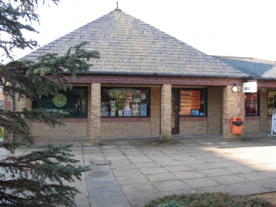 Lloyds Pharmacy (Chemist) in Swan Drive, off New Road ,Chatteris