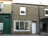 A D Murfitt, Funeral Parlour , High Street Chatteris. Moved to other premises 2010.