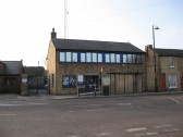 The Police Station, Chatteris, situated in East Park Street.