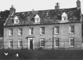 Large house in Saint Martins Road, Chatteris called 'The Shrubberies' last occupied by Stuart Richardson & family. Demolished in 1964 for new estate