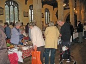 'Craft Fair' held in Saint Peter & Saint Paul's Church, Chatteris