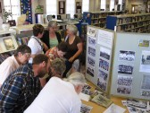 CCan ' At Home '  in the Library