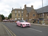 Chatteris Historic Festival parade in Furrowfields Rd