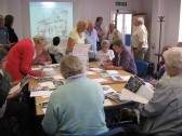 'CCan at Home' meeting in the Vermuyden Room, Chatteris. Weekend of the Queens Diamond Jubilee.