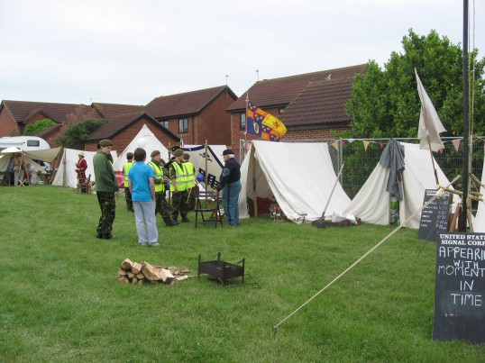 Chatteris Historic Jubilee festival at Furrowfields recreation ground, Chatteris