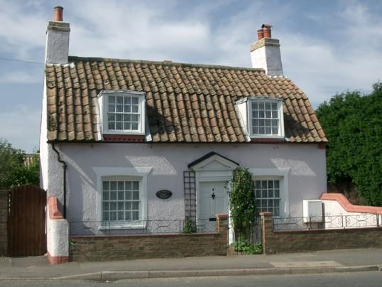 Hollyhocks cottage, Bridge Street, Chatteris.