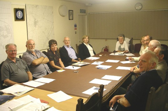 Inaugoral meeting of Chatteris Community Archive Group