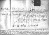 """Legal document """"Admission"""""""