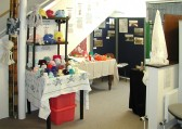 Arts & Crafts show, Chatteris Museum