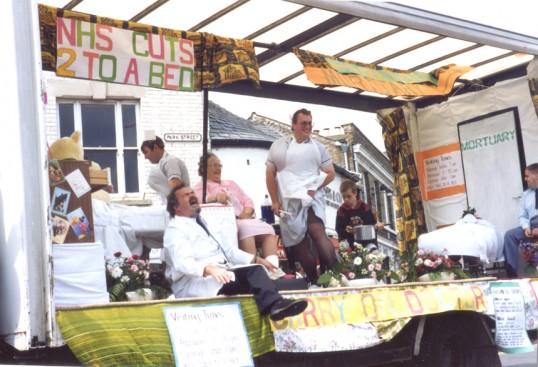 Chatteris Carnival Float